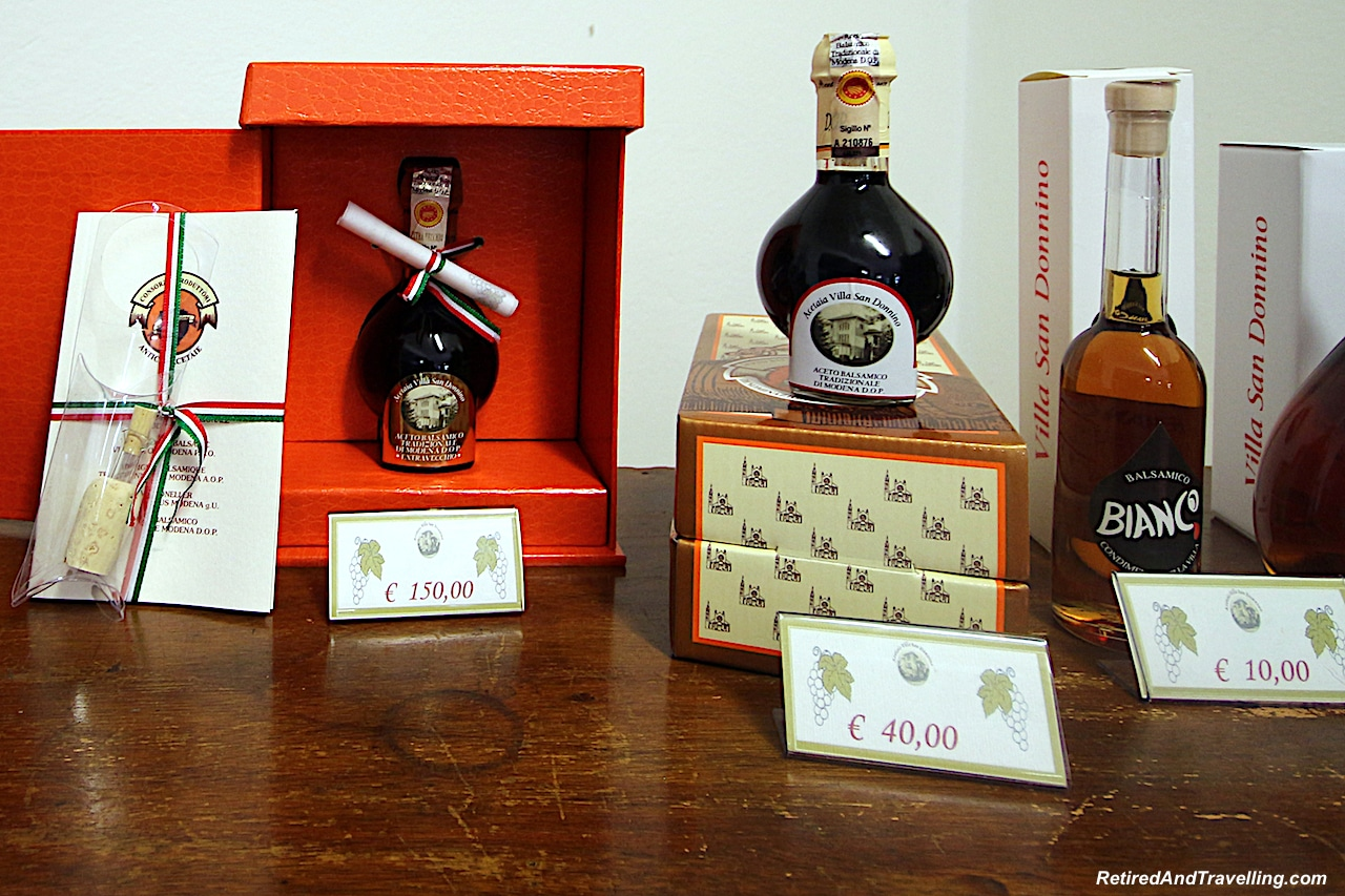 Balsamic Vinegar Italy - Travel For Food.jpg