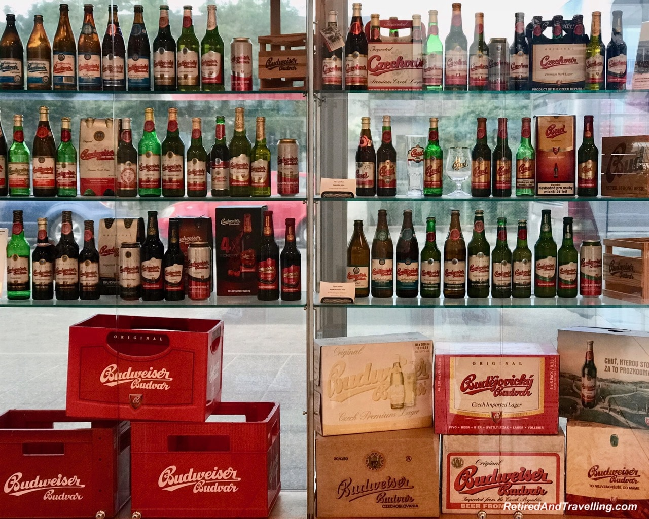 Budvar Budweiser Beer Czech - Stay In Slavonice Czech Republic.jpg