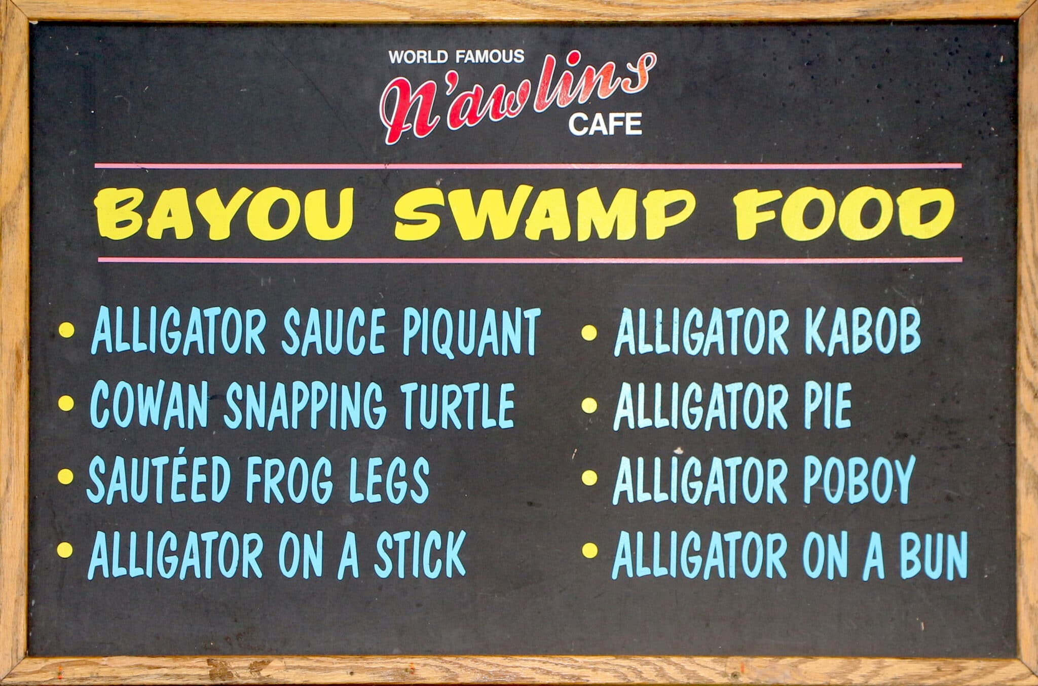 Swamp Food New Orleans - Travel For Food.jpg