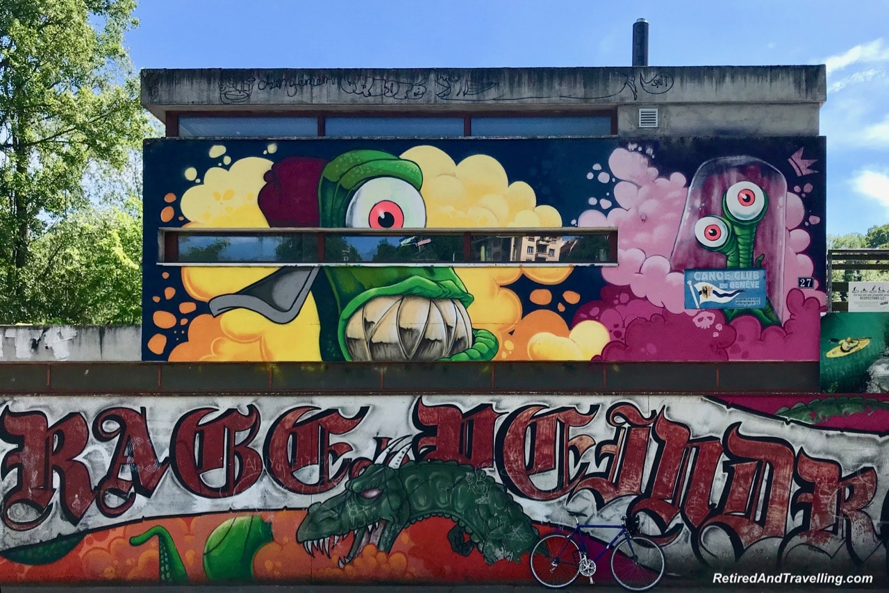 Junction Street Art