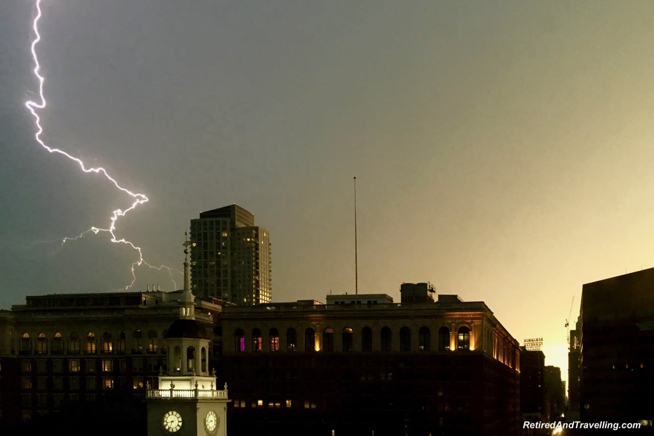 Lightening - Philadelphia For The July 4th Independence Day.jpg