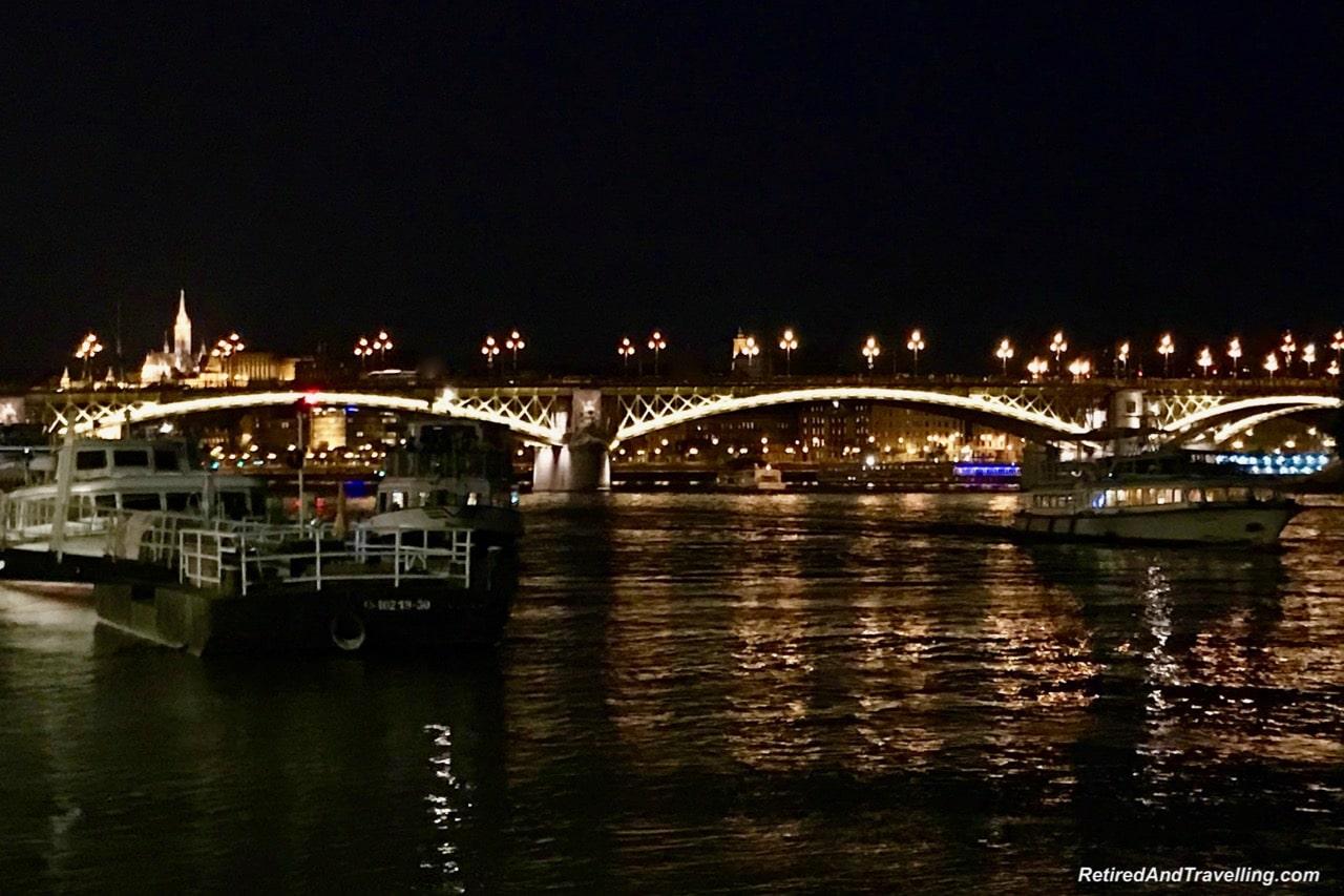 Bridges on the Danube - Night Danube River Cruise In Budapest.jpg