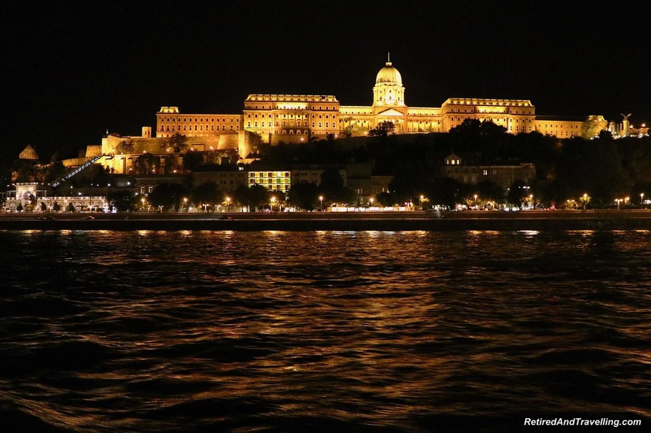 Budapest Castle - Night Danube River Cruise In Budapest.jpg