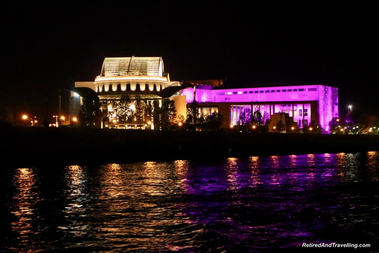 Cultural Centre - Night Danube River Cruise In Budapest.jpg