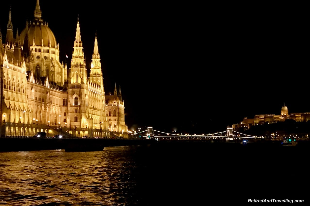 Parliament Buildings - Night Danube River Cruise In Budapest.jpg