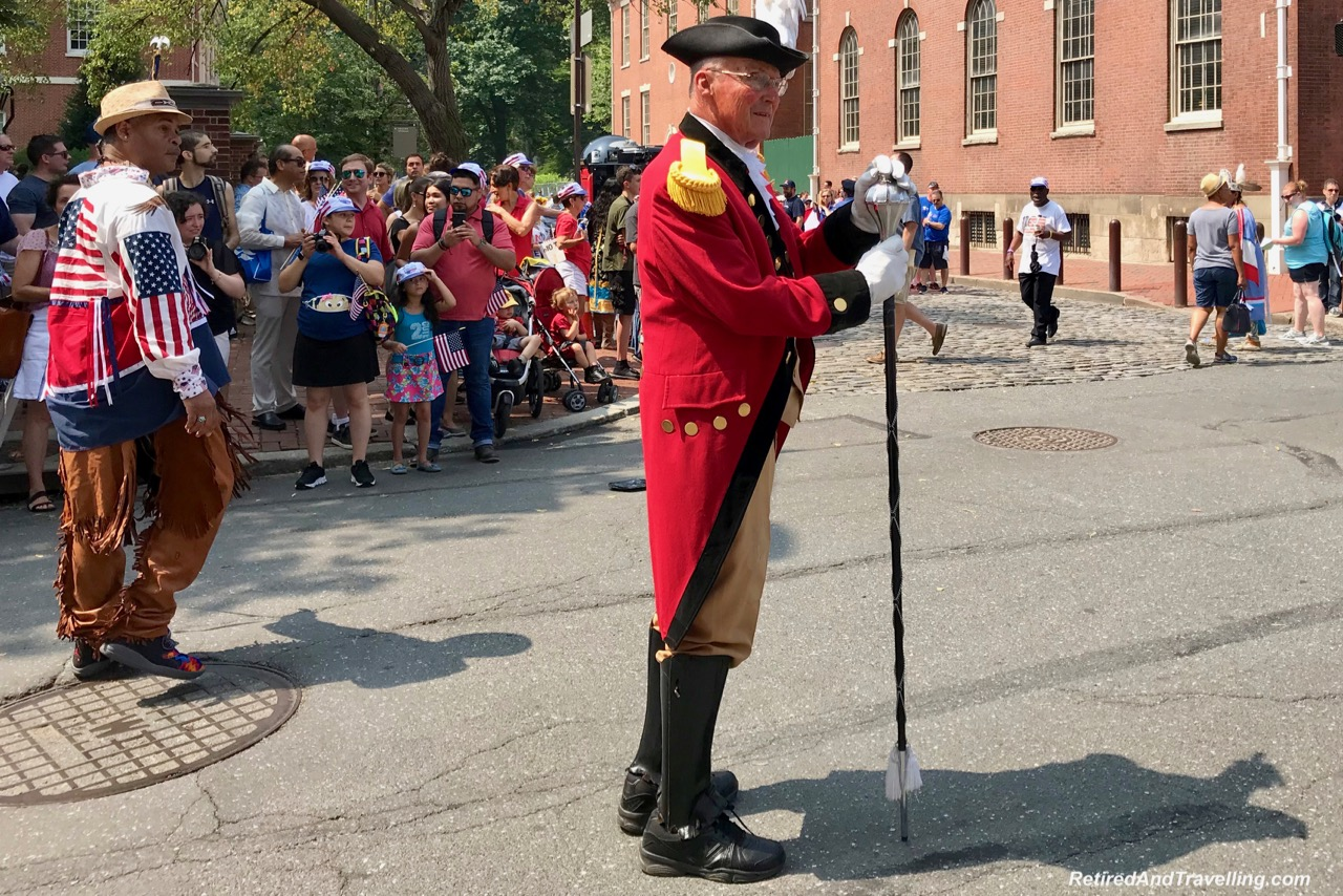 Parade Leader - Philadelphia For The July 4th Independence Day.jpg