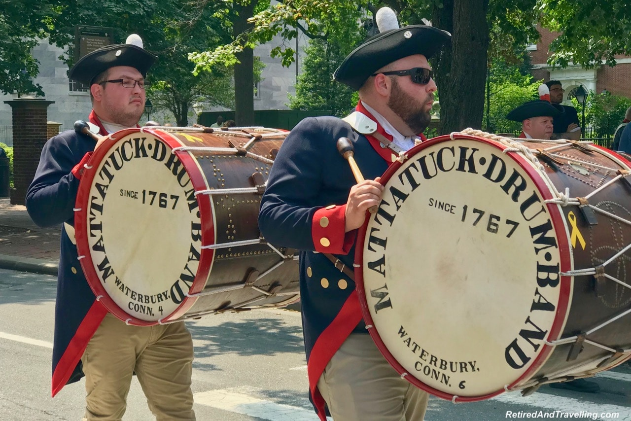 Parade Bands - Philadelphia For The July 4th Independence Day.jpg