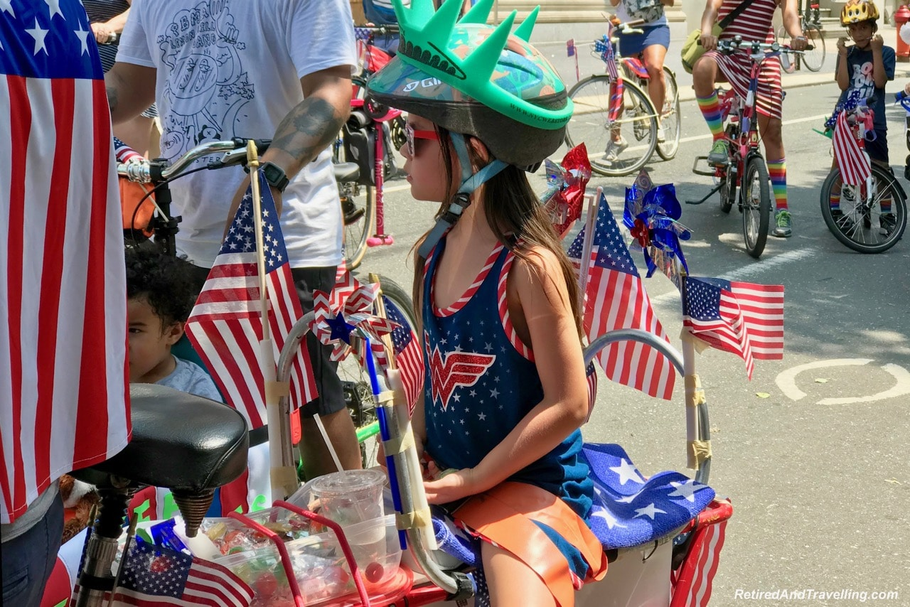 Parade Bikes - Philadelphia For The July 4th Independence Day.jpg