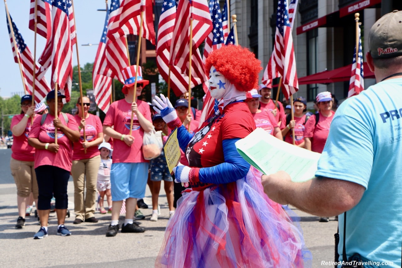 Parade Costumes - Philadelphia For The July 4th Independence Day.jpg