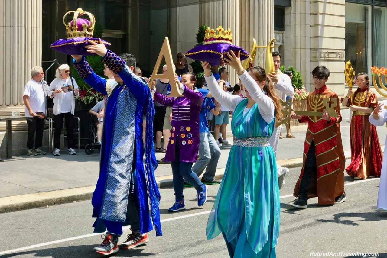Parade Nationalities - Philadelphia For The July 4th Independence Day.jpg