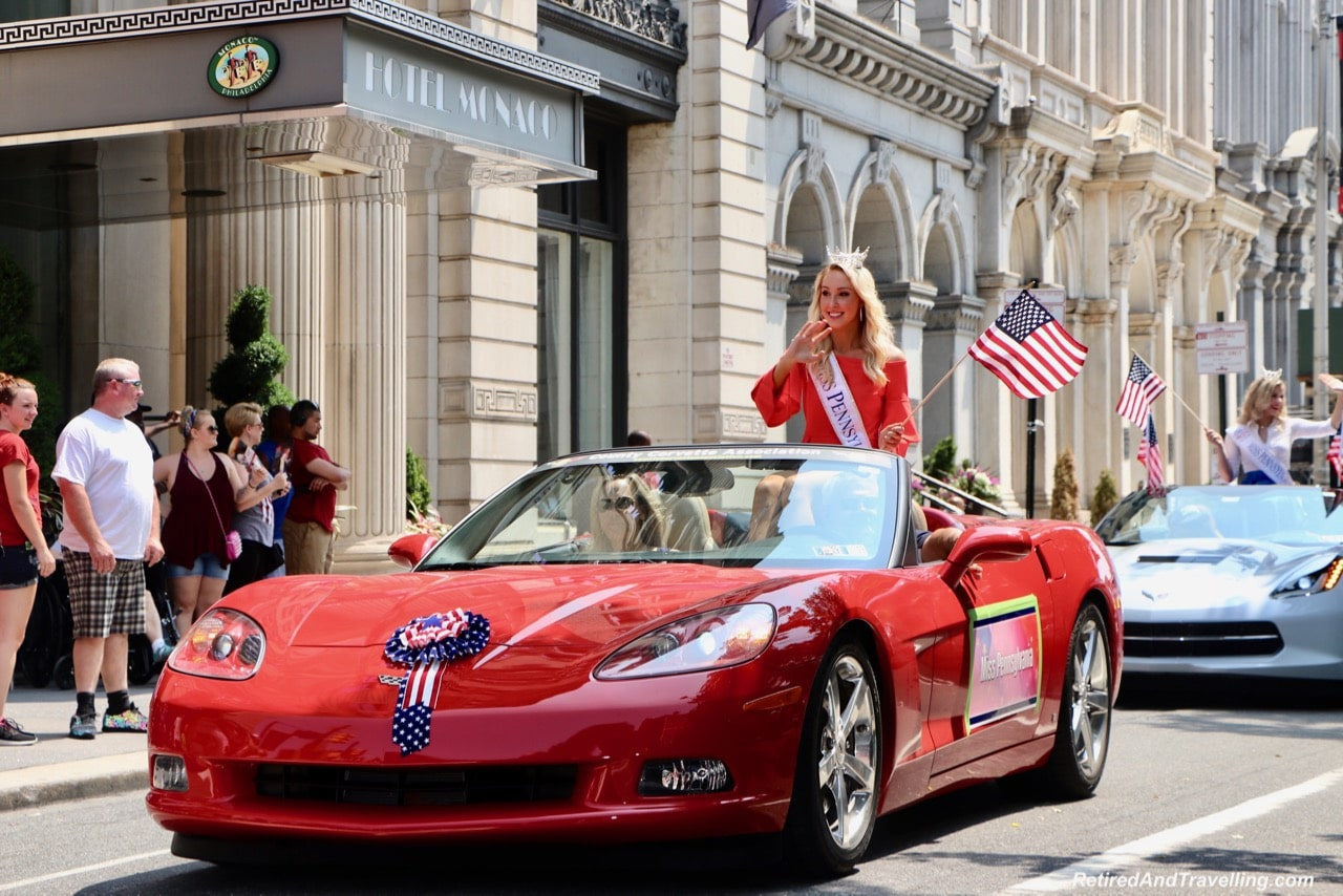 Miss Pennsylvania Parade - Philadelphia For The July 4th Independence Day.jpg