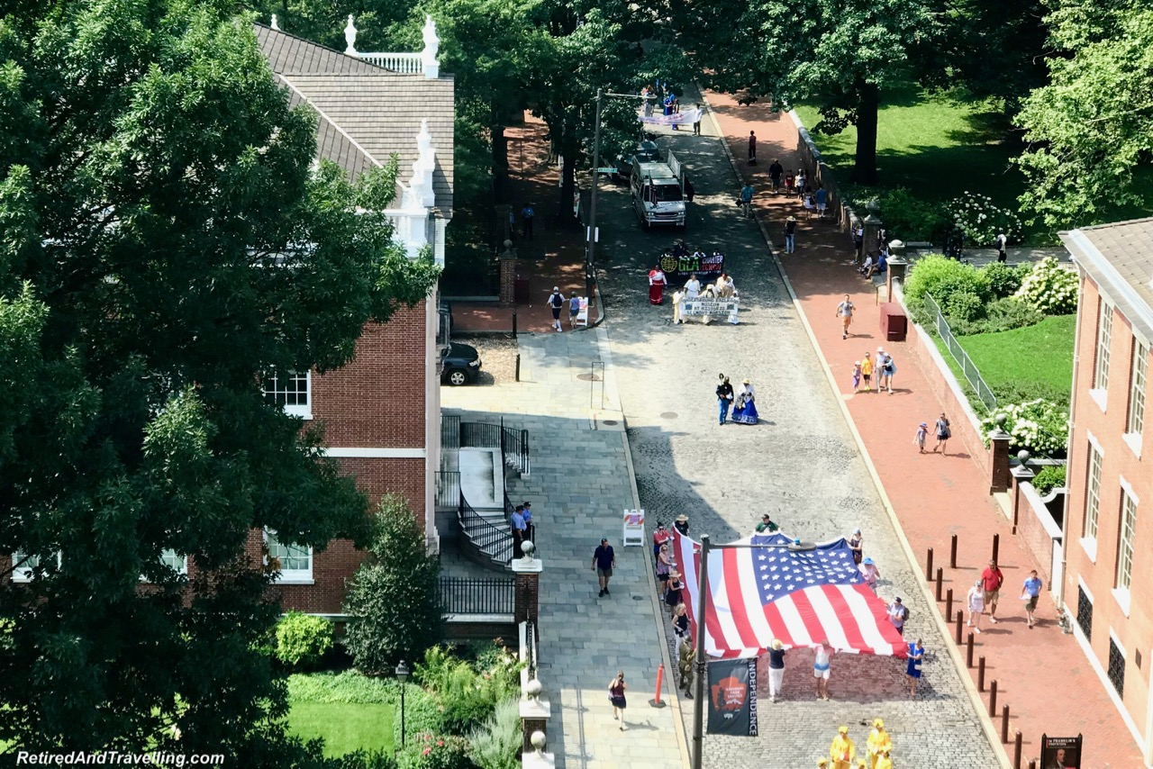Hotel Parade View - Philadelphia For The July 4th Independence Day.jpg