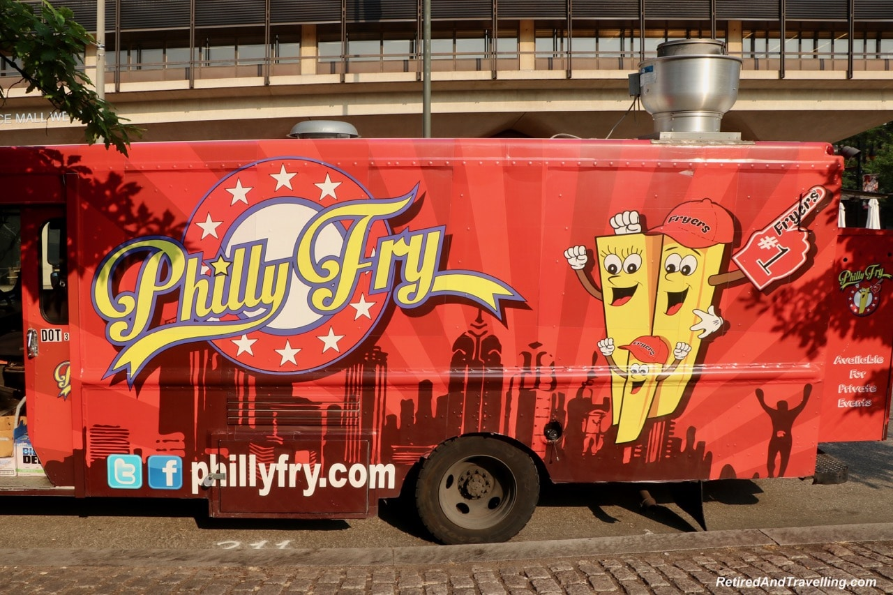 Philly Fry Philly Food Truck - Philadelphia For The July 4th Independence Day.jpg