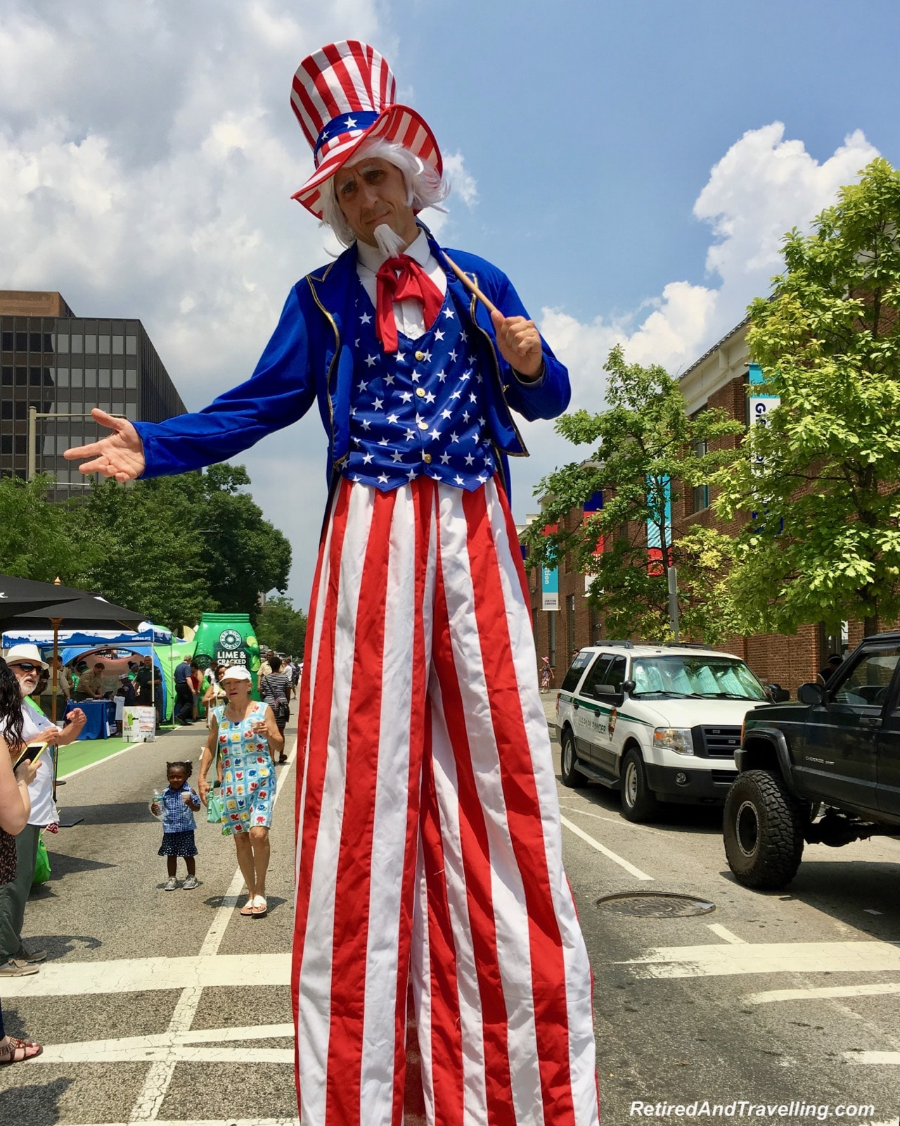 Red white and blue - Philadelphia For The July 4th Independence Day.jpg