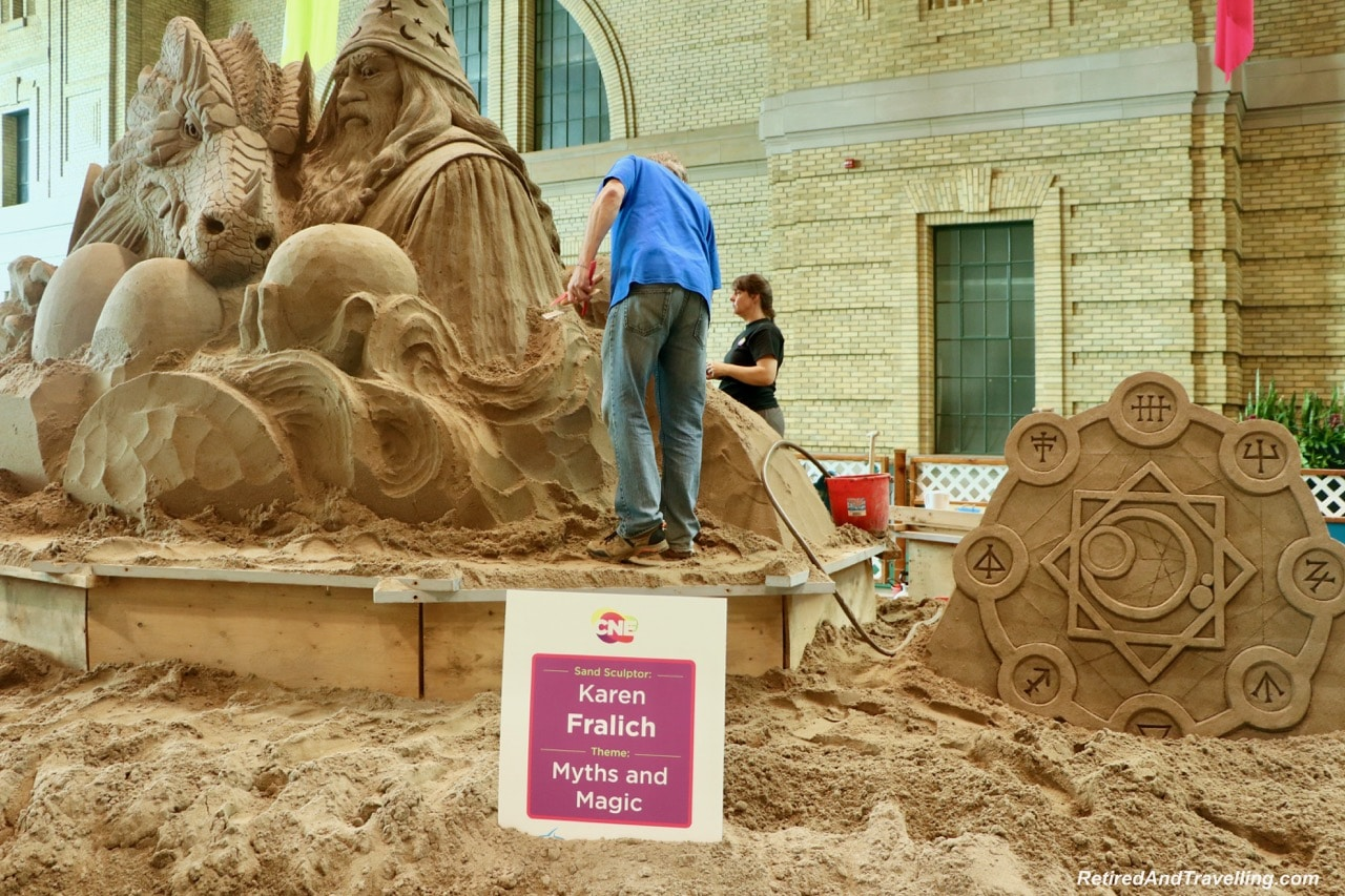 Sand Sculptures - Things To Do At The Toronto CNE.jpg