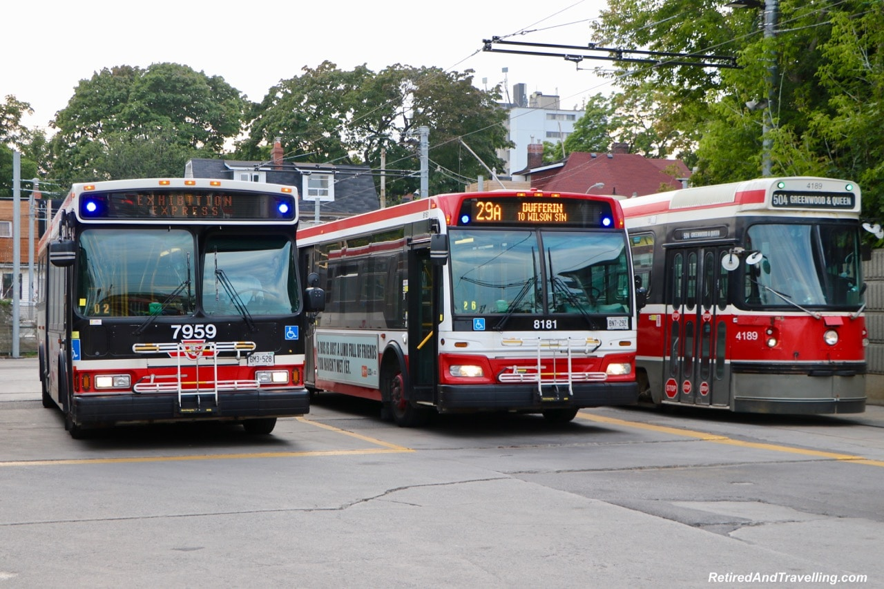 CNE Bus and Streetcar - Things To Do At The Toronto CNE.jpg