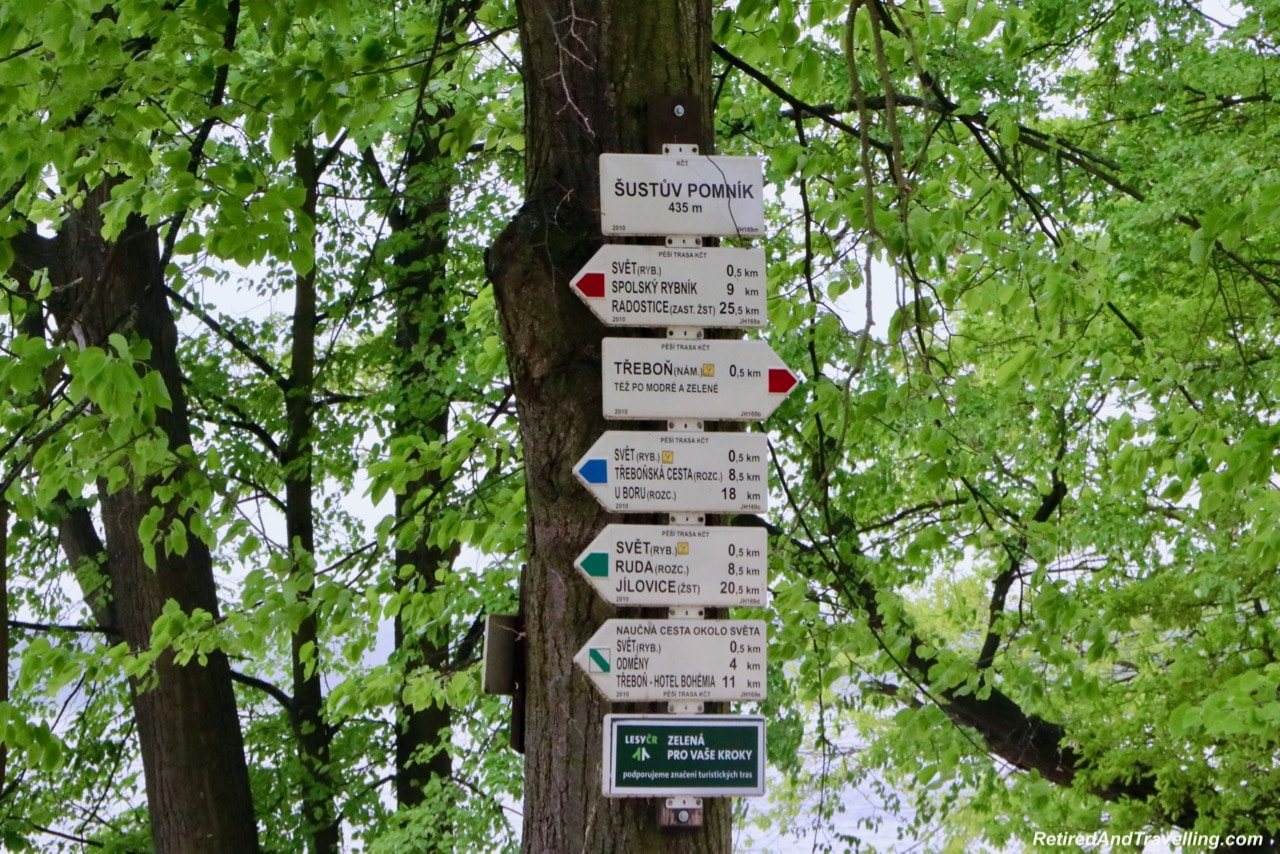 Trebon Hiking Paths - Stay In Slavonice Czech Republic.jpg