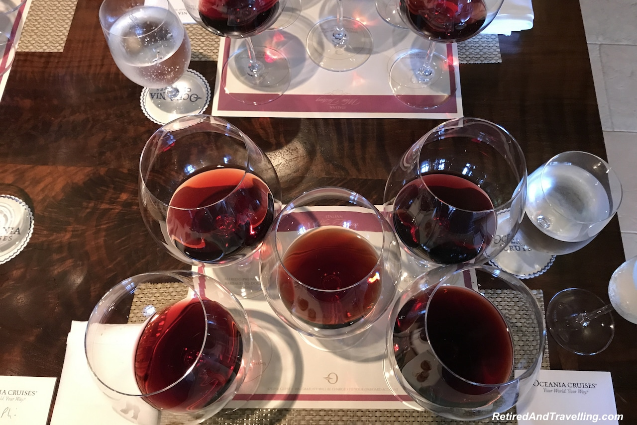 Cruise wine tasting - Travel For Food.jpg