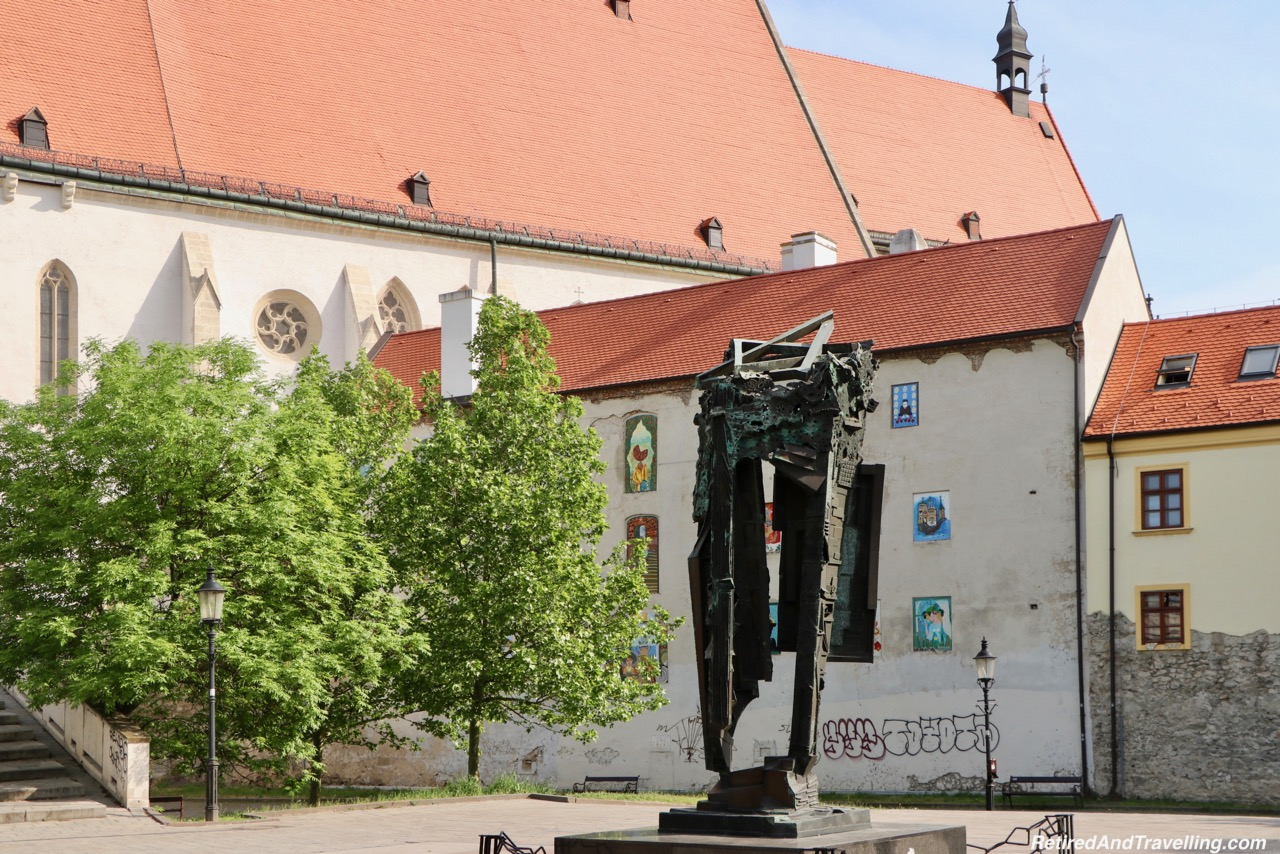 Jewish Synagogue Memorial - Quick Visit To Bratislava.jpg