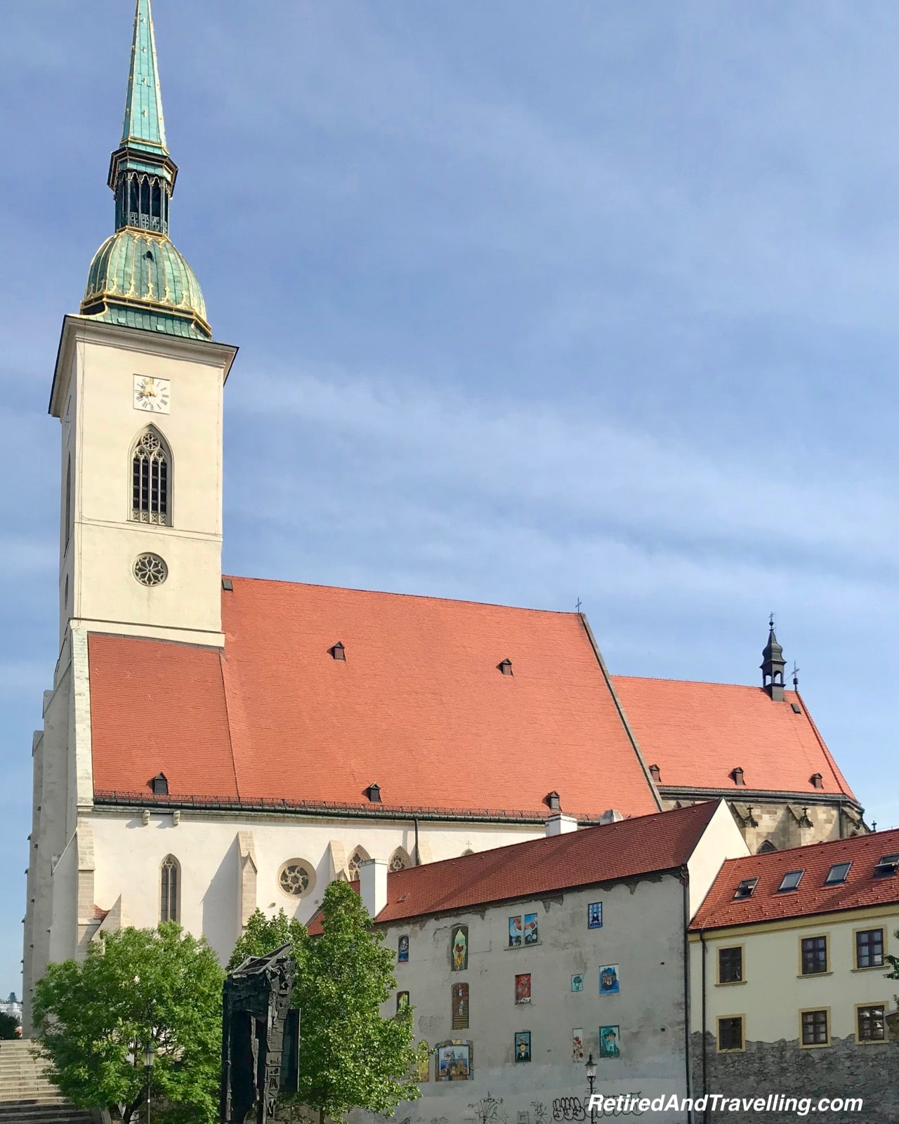 St Martins Cathedral - Quick Visit To Bratislava.jpg