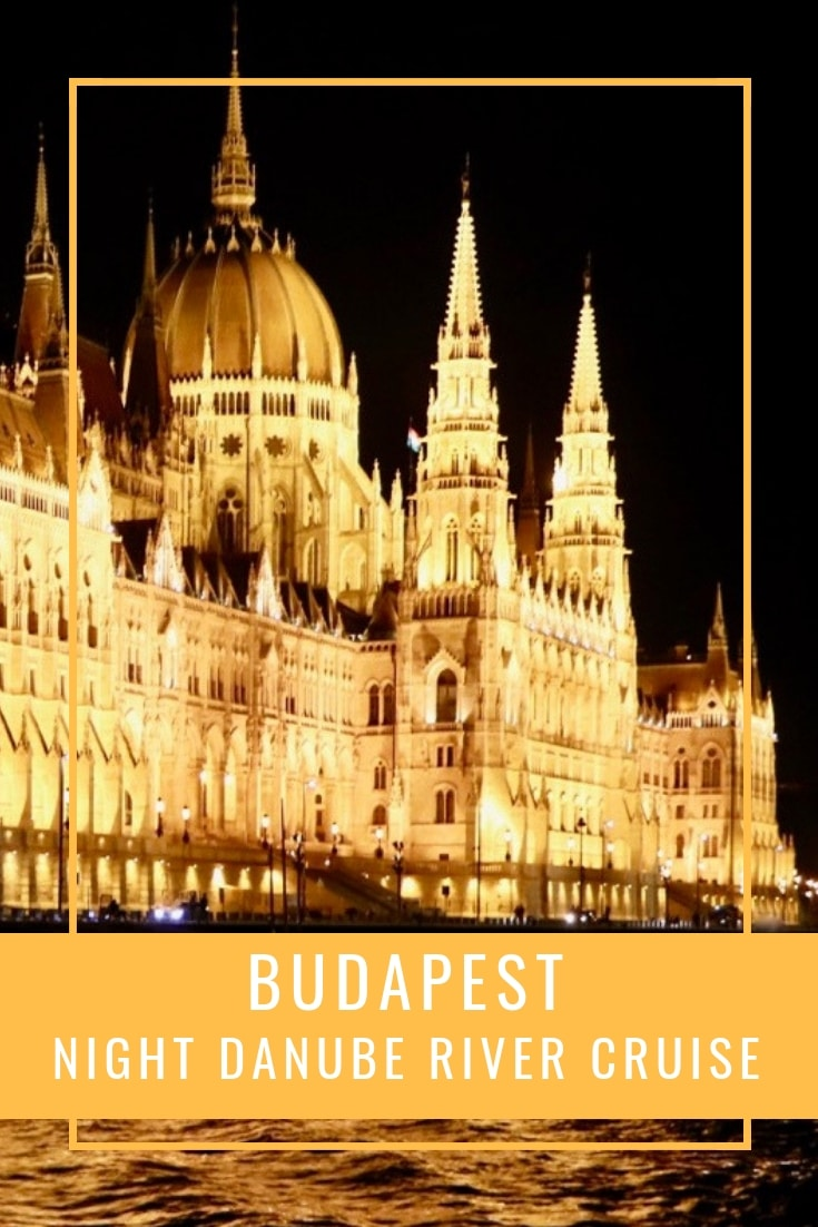 A Night Danube River Cruise In Budapest Retired And