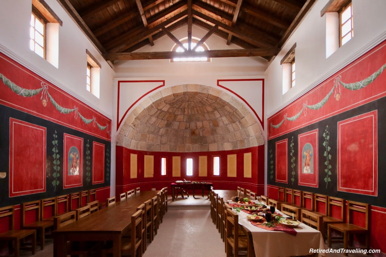 Carnuntum Great Dining Room - Roman History In Carnumtum.jpg