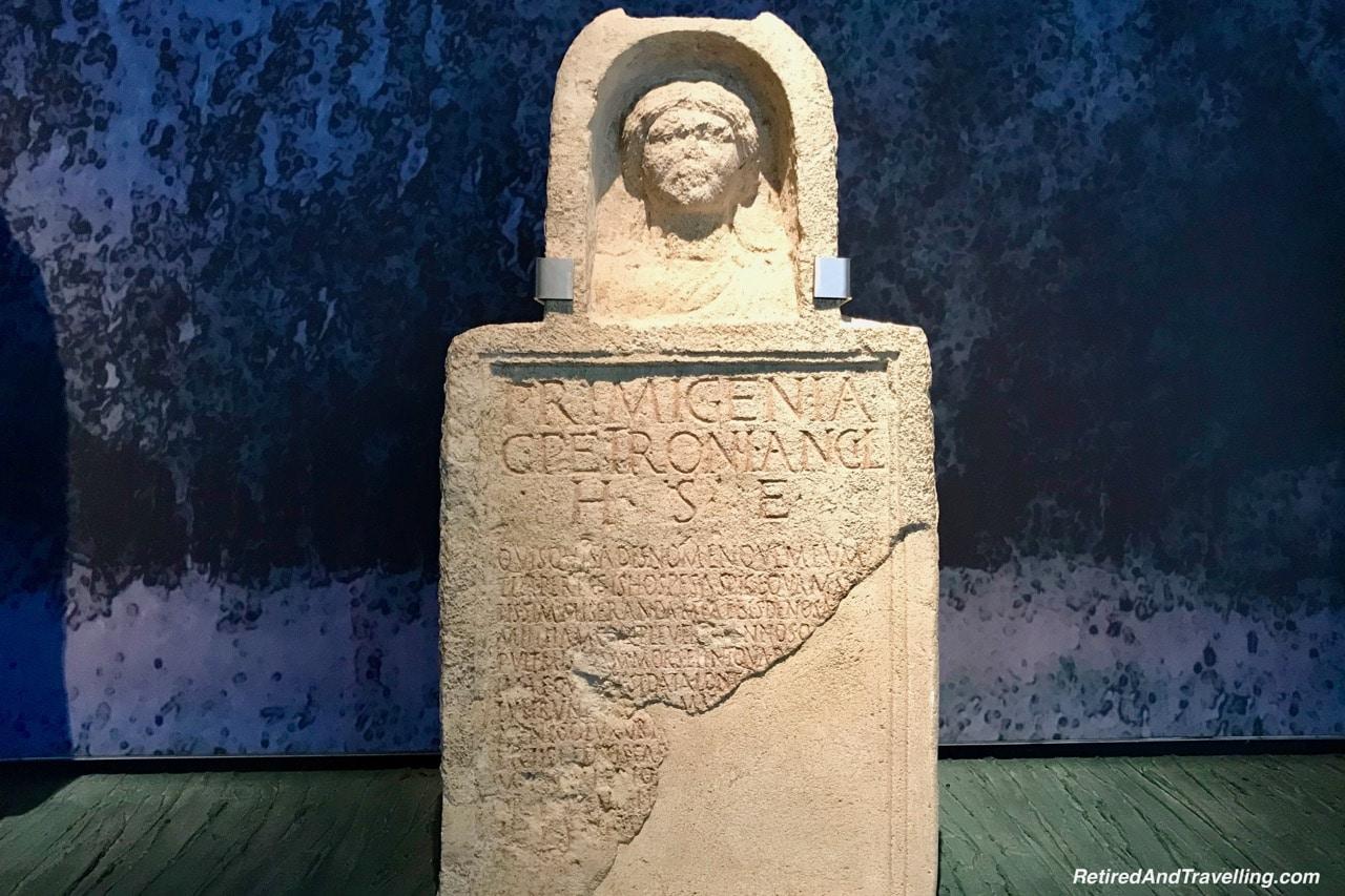 Carnuntum Burial Road - Roman History In Carnumtum.jpg