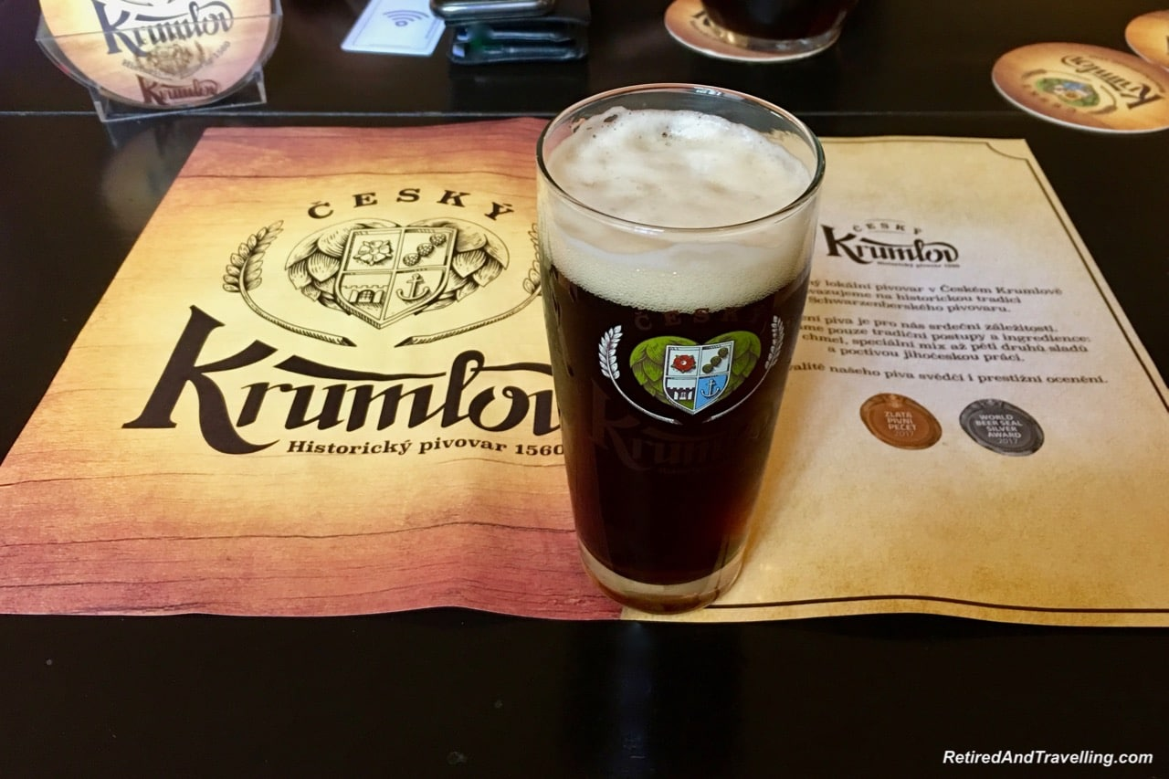 Cesky Krumlov Beer - Travel From Prague To Budapest.jpg