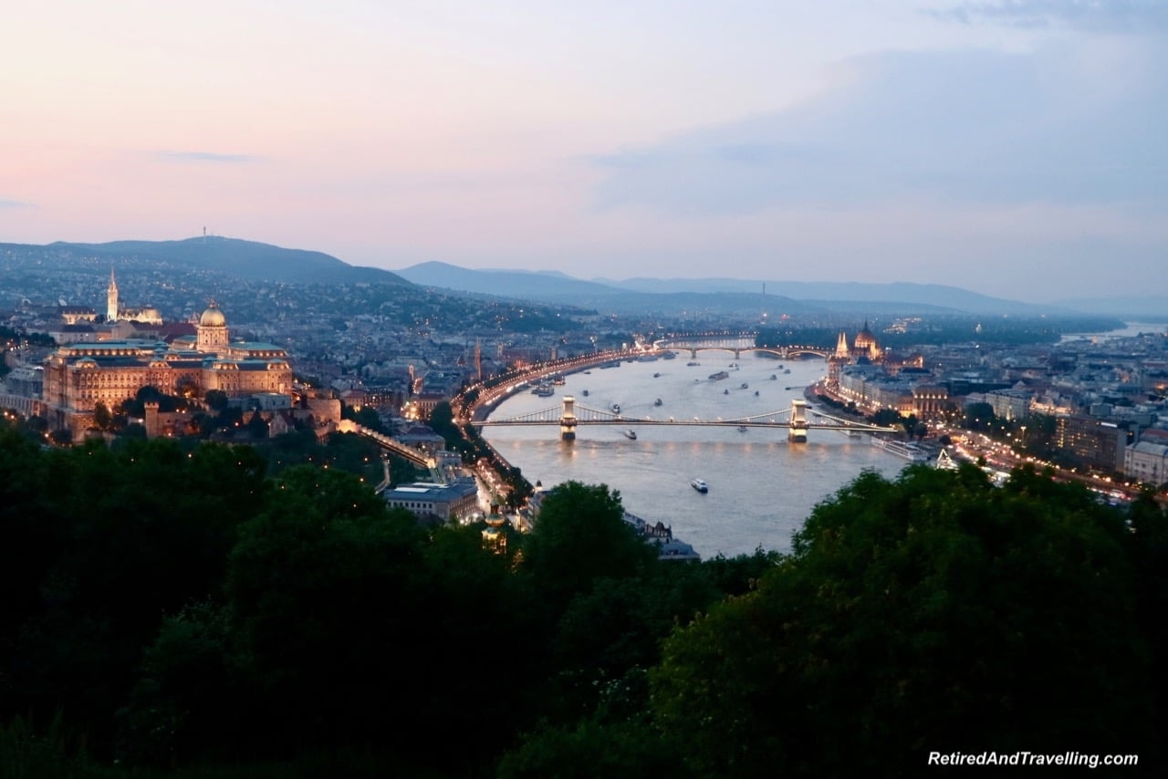 Gellert Hill Sunset - Things To Do In Budapest.jpg