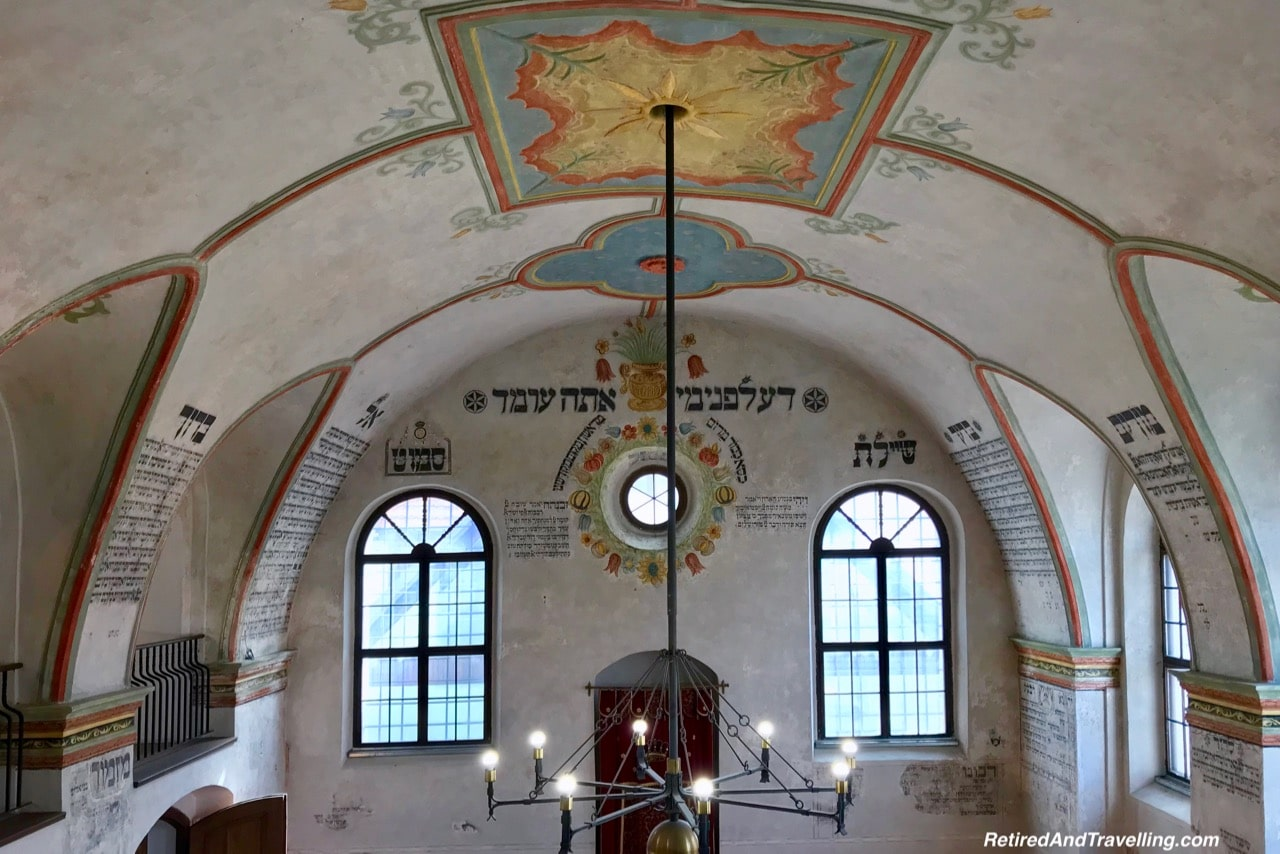 Jewish Synagogue Trebic - First Tour With OAT.jpg
