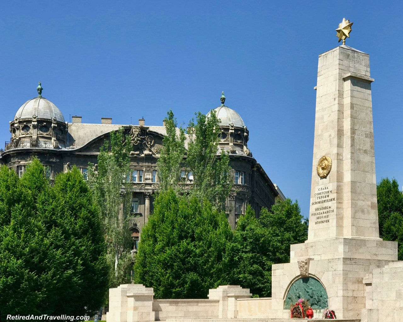Russian War Memorial - Things To Do In Budapest.jpg
