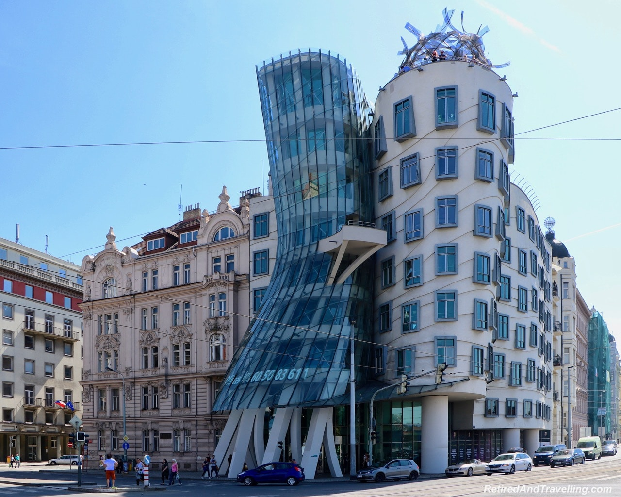 Prague Dancing House - Travel From Prague To Budapest.jpg