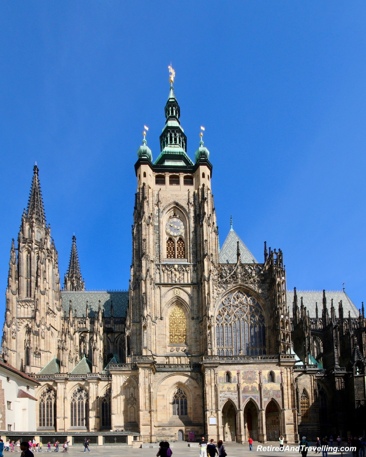 Prague St Vitrus Cathedral - Travel From Prague To Budapest.jpg