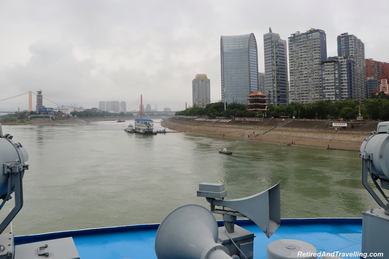 Gerzhouba Dam Approach - Three Gorges Dam Was An Engineering Wonder On The Yangtze River.jpg