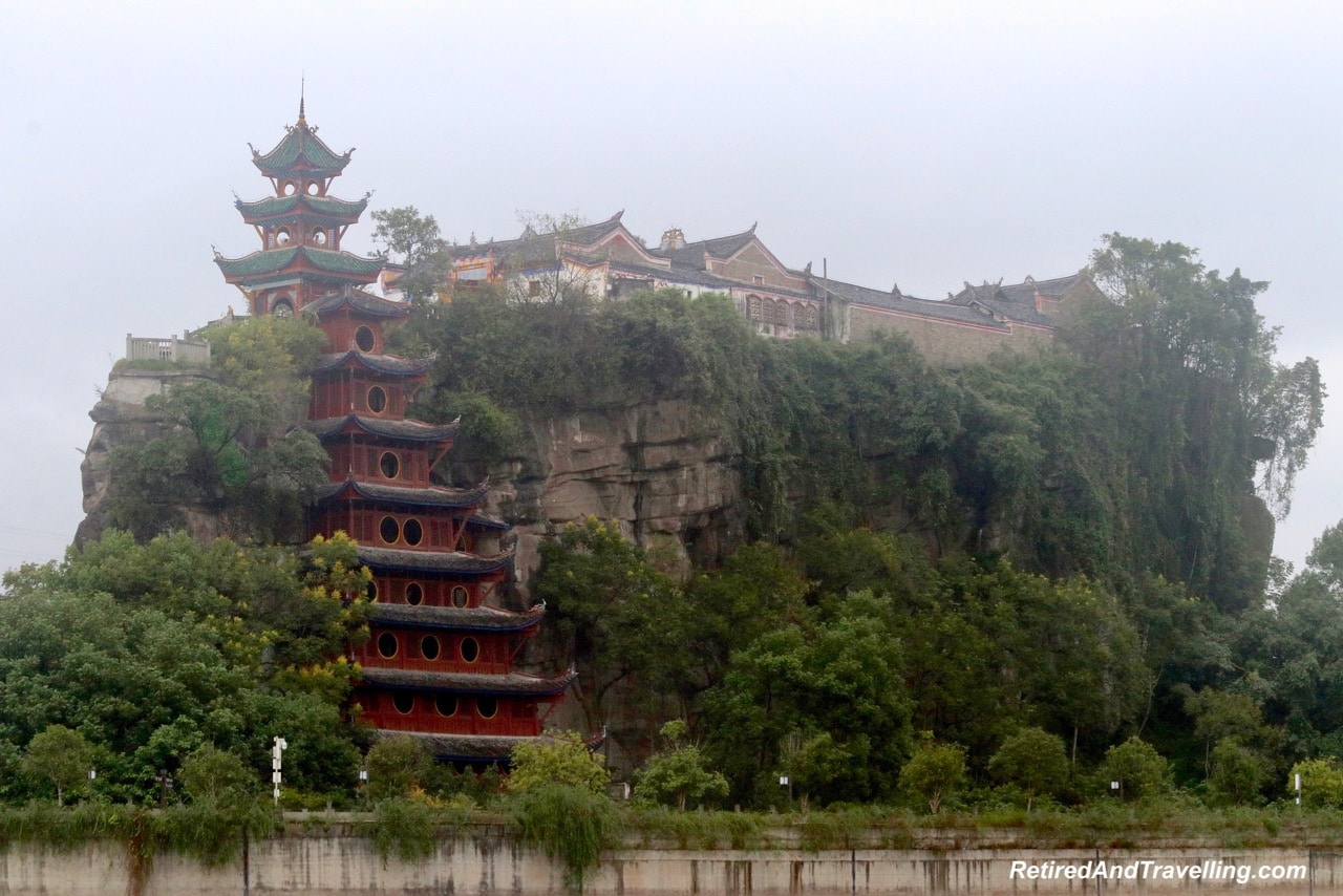 Shibaozha Pagoda - Cruise The Yangtze River In China With Viking Cruises.jpg