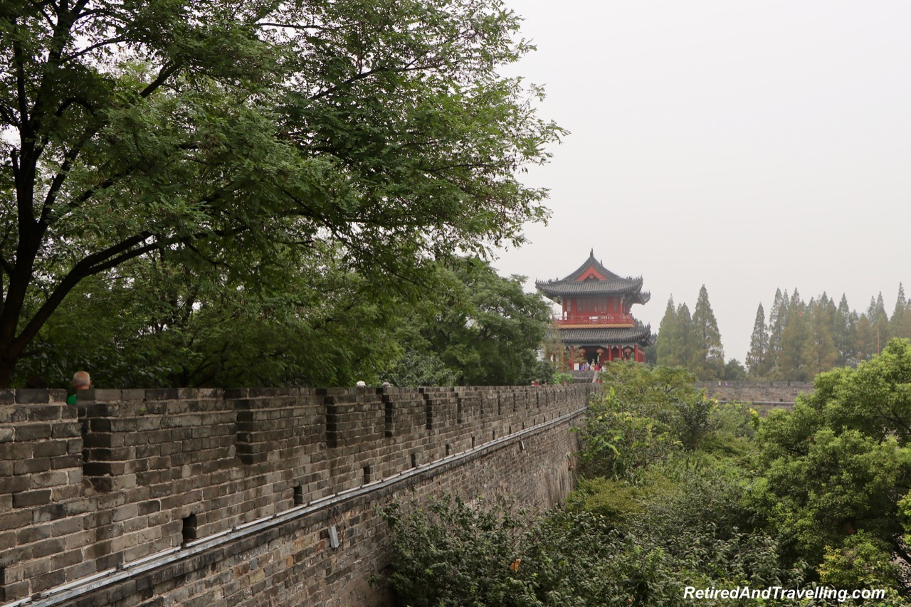 Jingzhou City Wall - Cruise The Yangtze River In China With Viking Cruises.jpg
