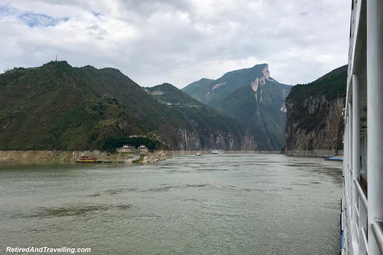 Qutang Gorge - Three Gorges On The Yangtze River.jpg