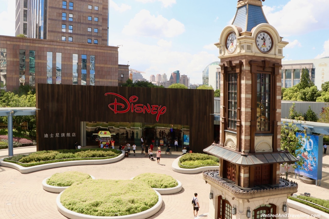 Shanghai Disney Store - Experience the Bund River Area In Shanghai.jpg
