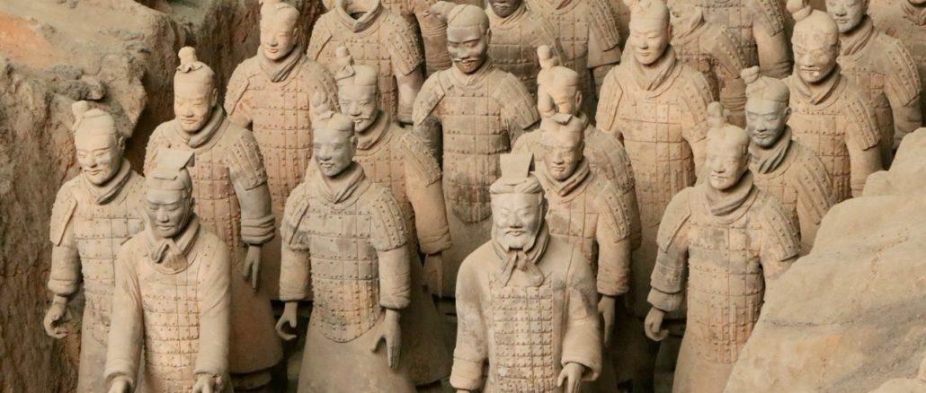 Terra Cotta Warriors In Xian.jpg
