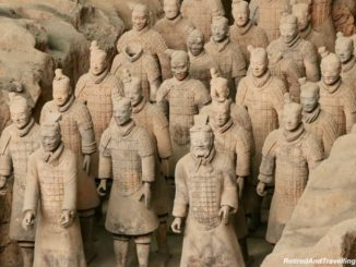 Terra Cotta Warriors In Xian.jpg