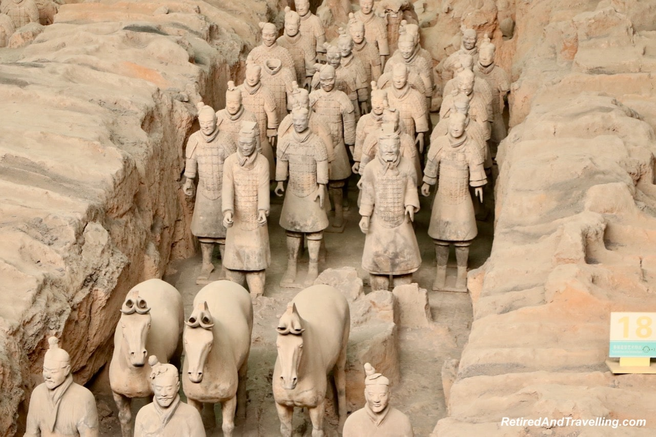 Pit 1 Terra Cotta Warriors