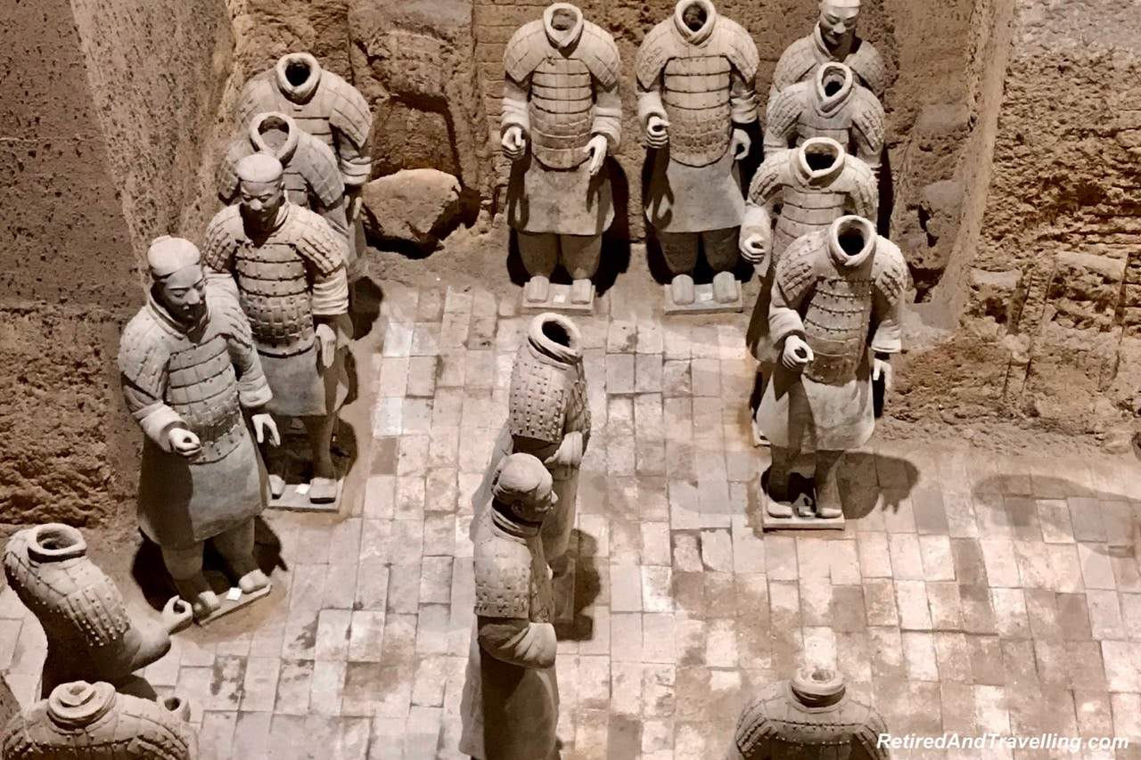 Pit 3 Terra Cotta Warriors