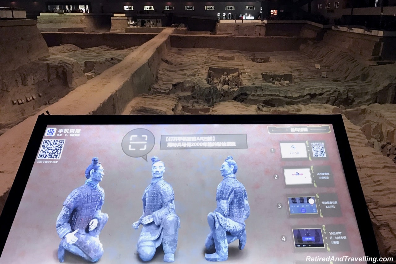 Standing and Kneeling Archers - Pit 3 Terra Cotta Warriors - Terra Cotta Warriors In Xian.jpg