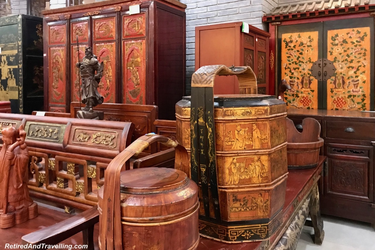 Terra Cotta Warrior Workshop Lacquer Chinese Furniture - Terra Cotta Warriors In Xian.jpg