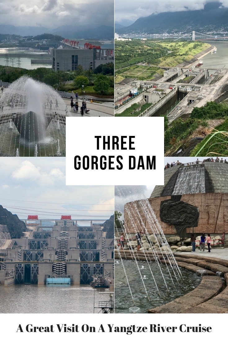 Yangtze River Cruise - Three Gorges Dam was an engineering wonder.jpg