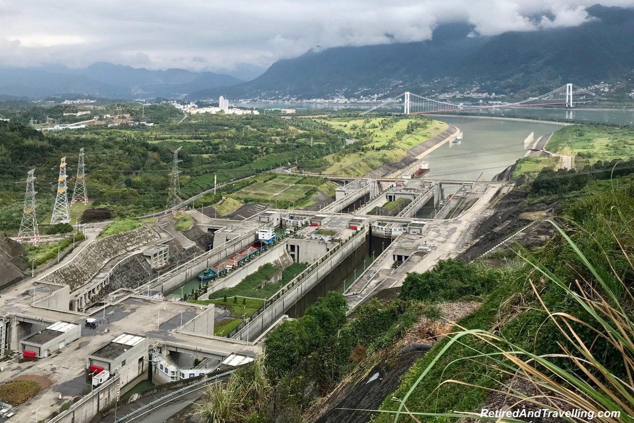 Three Gorges Dam Tanziling Viewpoint - Cruise The Yangtze River In China With Viking Cruises.jpg