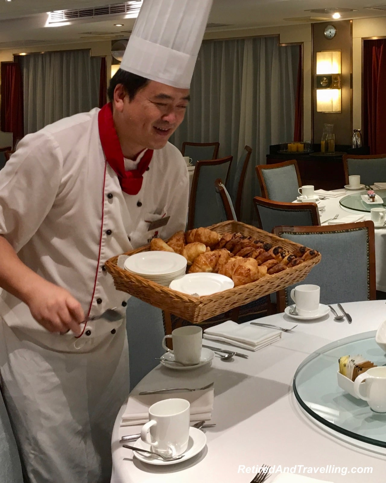Viking Emerald Cruise Ship Food - Cruise The Yangtze River In China With Viking Cruises.jpg