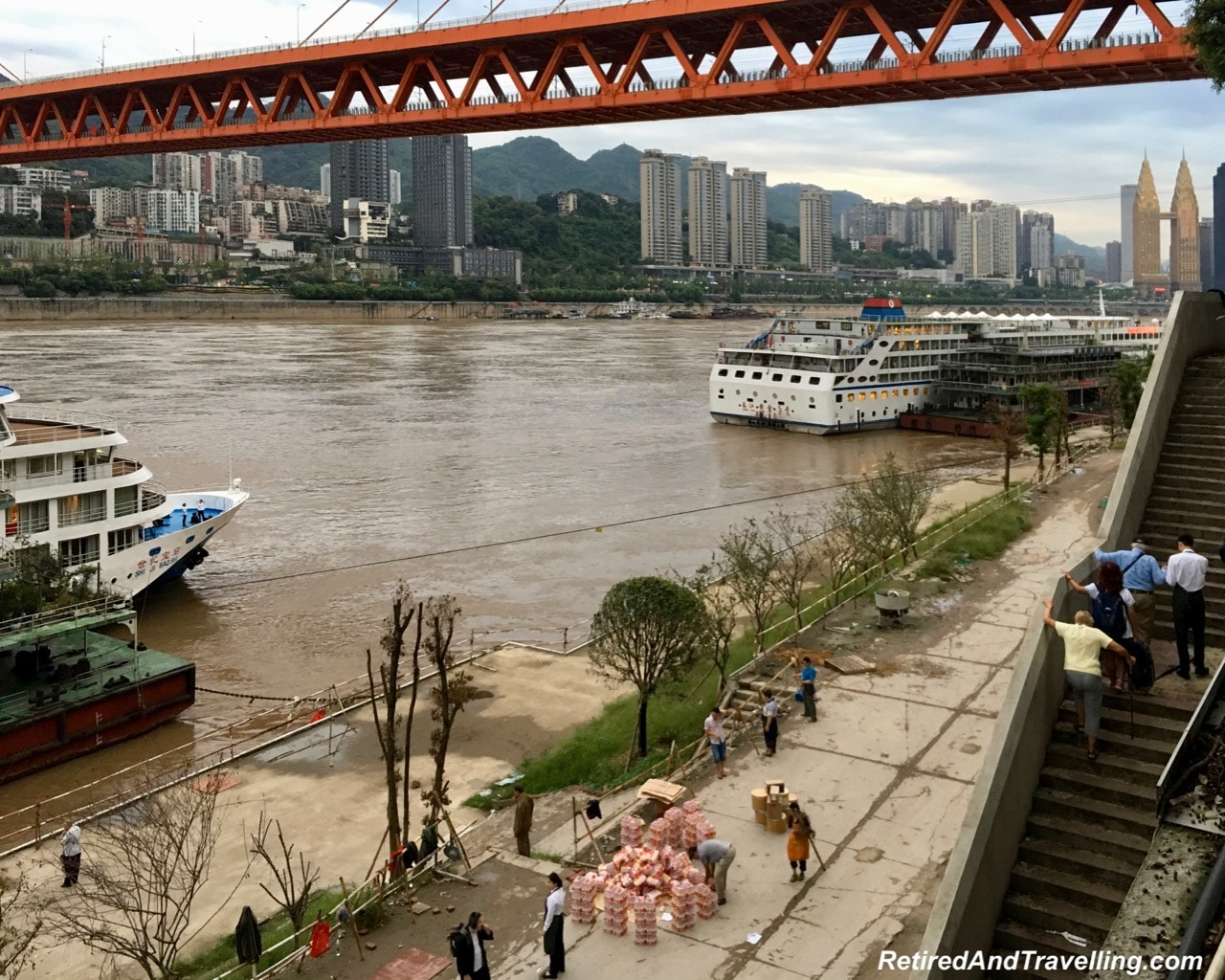 Viking Emerald Cruise Ship Chongqing - Cruise The Yangtze River In China With Viking Cruises.jpg