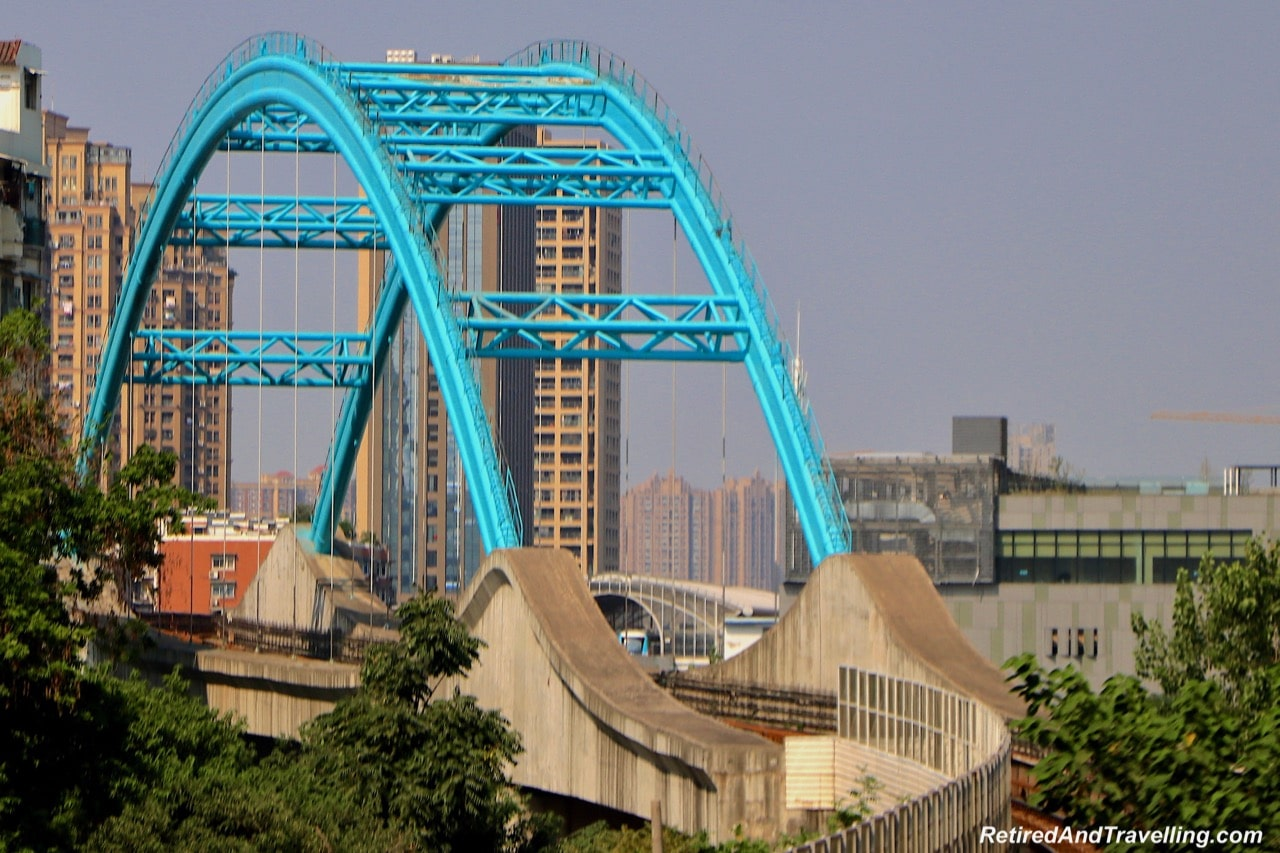 Wuhan Blue Bridge - Cruise In Wuhan On The Yangtze River.jpg