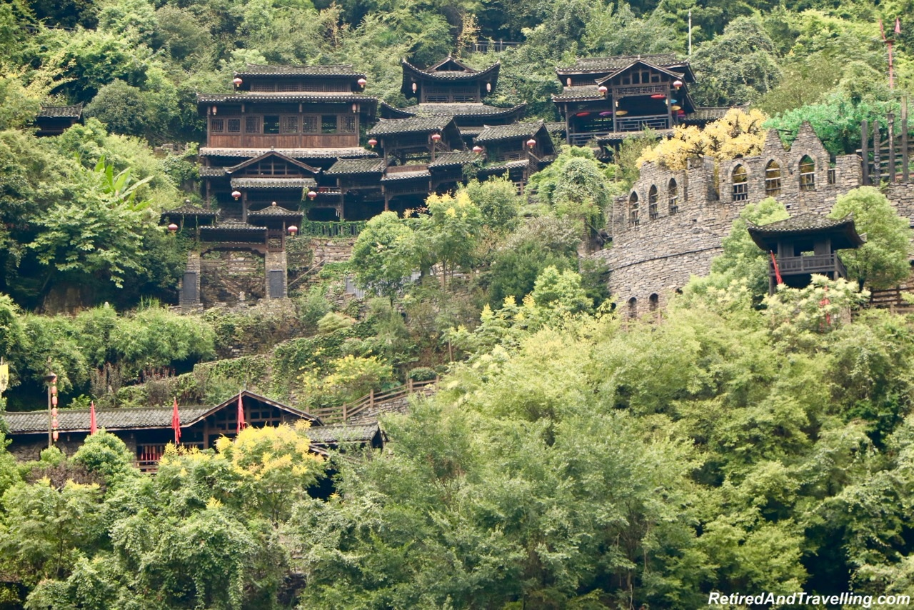 Xilang Pagoda Town - Three Gorges On The Yangtze River.jpg